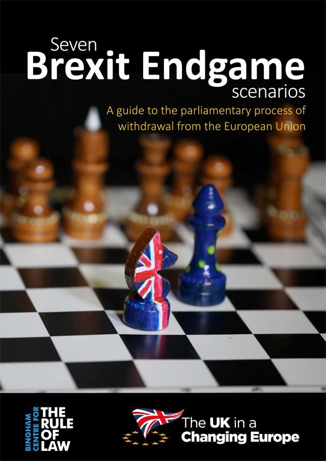 Seven Brexit endgame scenarios – a guide to the parliamentary